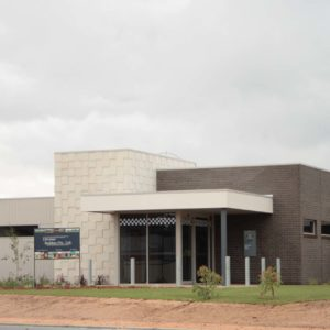Yarrawonga Police Station commercial builders