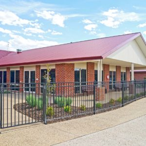 Commercial builders upgrade Woods Point aged care facility, Yarrawonga