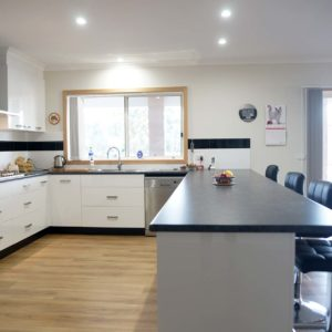 Powell Road, Numurkah new home kitchen