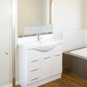 Bathroom - Numurkah new home builders