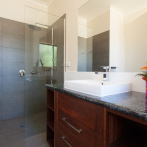 New bathroom - Numurkah home builders