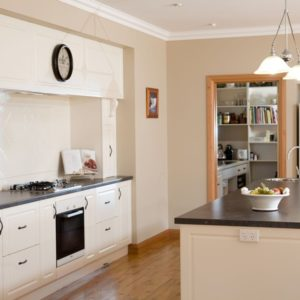Domestic Numurkah home builders kitchen