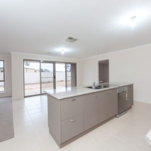 New home builders' Numurkah kitchens