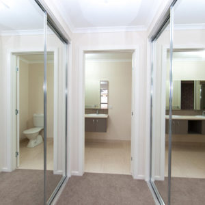 Numurkah builders walk-in robe