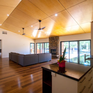 Numurkah home builders living room