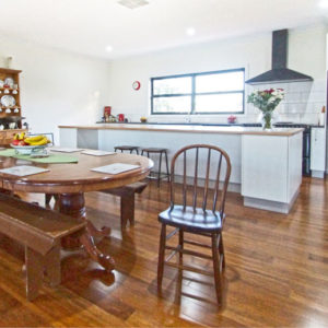 Numurkah residential home builders dining room