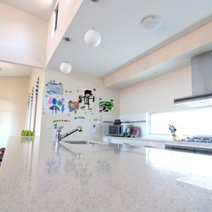 Shepparton home builders' kitchen